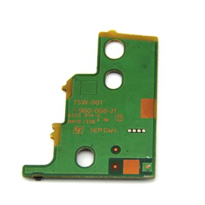SCHEDA INTERRUTTORE UNIT� DVD PS4 12XX DRIVE SWITCH BOARD