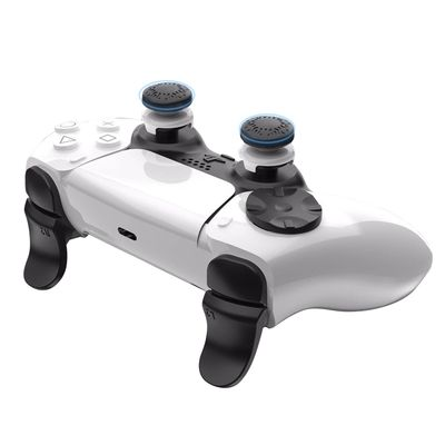 ESTENSIONE TASTI FPS  PER PS5 CONTROLLER  2PCS /SET  NERI
