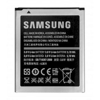 BATTERIA LITIO SAMSUNG EB-F1M7FLU I8190 GALAXY S3 MINI SENZA NFC BULK