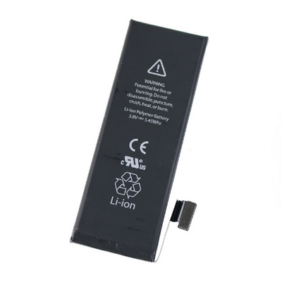 BATTERIA LITIO DI RICAMBIO QUALIT� TOP PER IPHONE 5S APN 616-0728