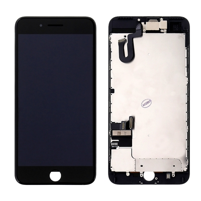 SCHERMO LCD VETRO TOUCH SCREEN RICAMBIO COMPATIBILE TIANMA NERO IPHONE 7 PLUS